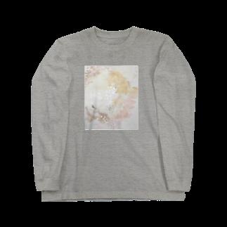 arinko115のヒメジョオン Long sleeve T-shirts
