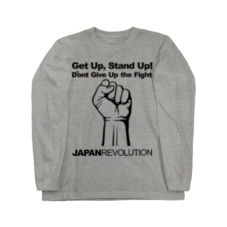 JAPANREVOLUTION Long sleeve T-shirts