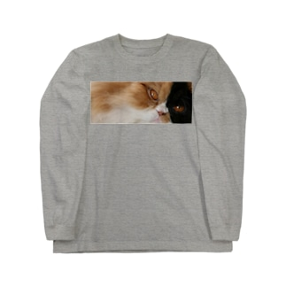 ペルシャ Long sleeve T-shirts