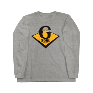 G-SOUL商店の長袖Tシャツ☆G-SOUL Long sleeve T-shirts