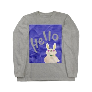 hello! Long sleeve T-shirts