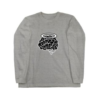 エンジェルブレイン Long sleeve T-shirts