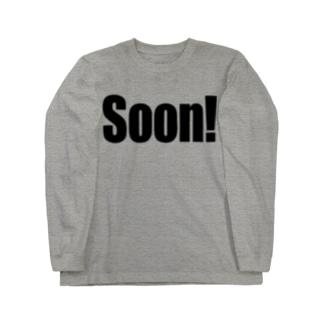 Soon! Long sleeve T-shirts