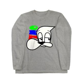 たまおえいてぃず( ・`ω・´)✧ Long sleeve T-shirts