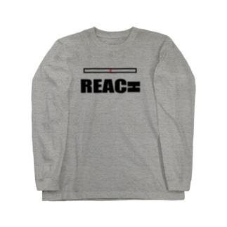 リーチ Long sleeve T-shirts