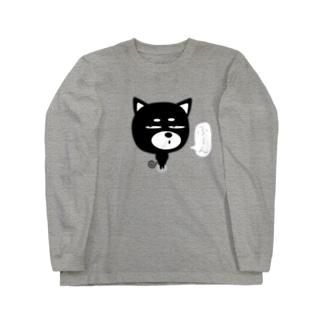 ZooBeeinuふーん Long sleeve T-shirts