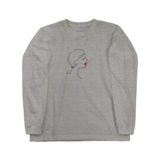ステキな女性💄 Long sleeve T-shirts