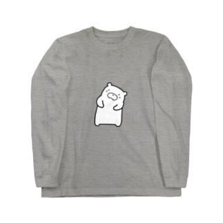 あんこすきー Long sleeve T-shirts