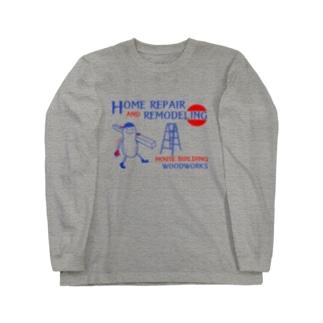 カーペンターナッツA Long sleeve T-shirts