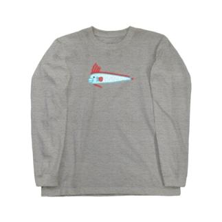りゅうりゅう Long sleeve T-shirts