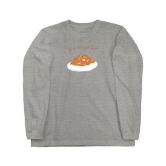 YAKISOBA Long sleeve T-shirts