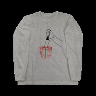 gozoloperのCUBE Long sleeve T-shirts
