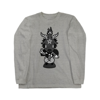 【各10点限定カラー】Baphomet Long sleeve T-shirts