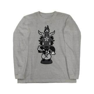 【各10点限定カラー】バフォメット(A) Long sleeve T-shirts