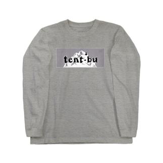 tent-bu Long sleeve T-shirts