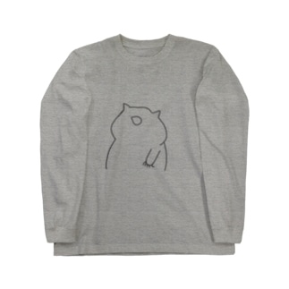 ウォンバット Long sleeve T-shirts