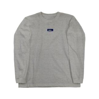 毒を吐く河豚 Long sleeve T-shirts