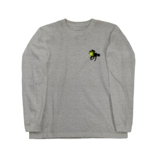 競馬 Long sleeve T-shirts
