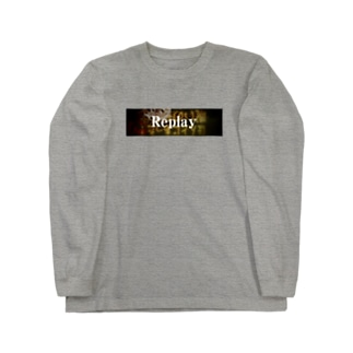 Replay Long sleeve T-shirts