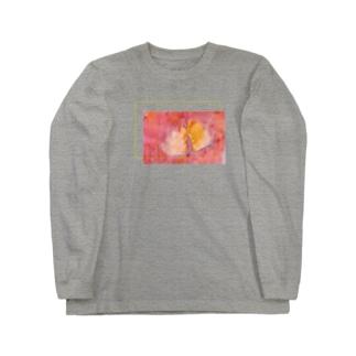 恋と布 Long sleeve T-shirts