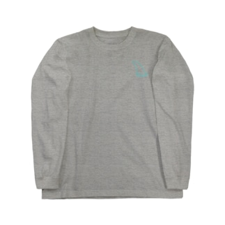 Love Single Fin Long sleeve T-shirts