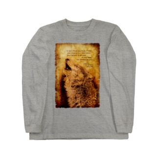 Howling Wolf 2 Long sleeve T-shirts