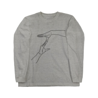 Z手 Long sleeve T-shirts