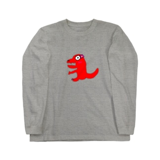 ゆてぃら Long sleeve T-shirts