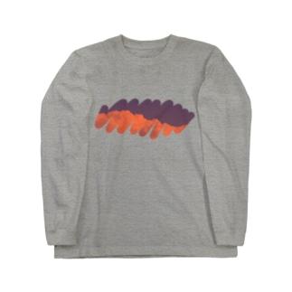 秋色 Long sleeve T-shirts
