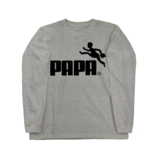 PAPA(パーパ)H.T. Long sleeve T-shirts