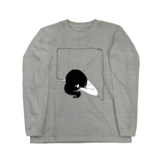 spherulesの深音 Long sleeve T-shirts