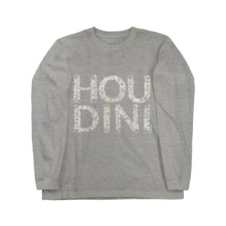ルーズなHOUDINI Long sleeve T-shirts