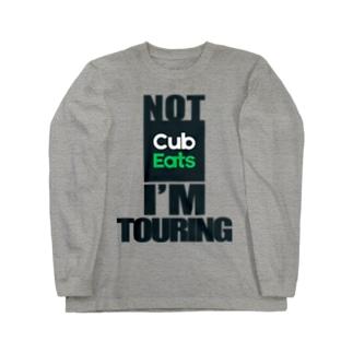 CubEats Long sleeve T-shirts