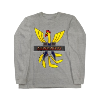 Rock_Bird Long sleeve T-shirts