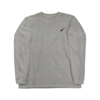 トビハゼ Long sleeve T-shirts