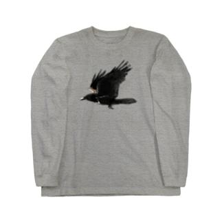 ホームタウントーキョー Long sleeve T-shirts