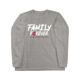 イチャリバチョーデー (FAMILY FOREVER) Long sleeve T-shirts