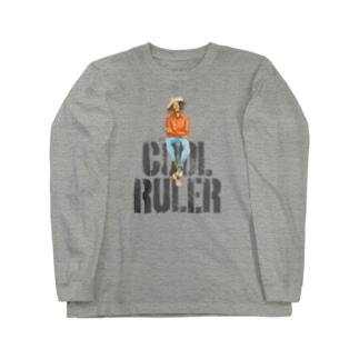 COOL RULER Long sleeve T-shirts