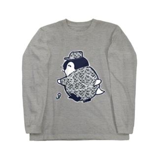 2士ぺんグッズ Long sleeve T-shirts