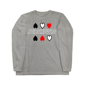 LOVE DAY  Long sleeve T-shirts