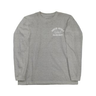 ロイヤルPretty胸ロゴ Long sleeve T-shirts