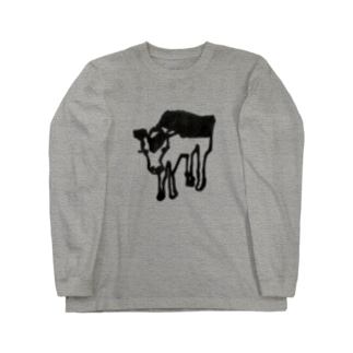 モウ〜 Long sleeve T-shirts