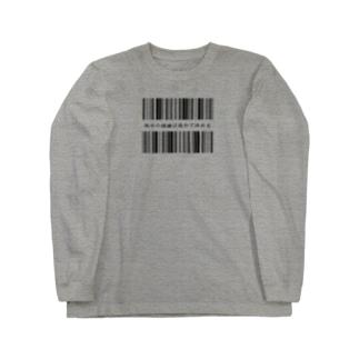 自分の価値は自分で決める Long sleeve T-shirts