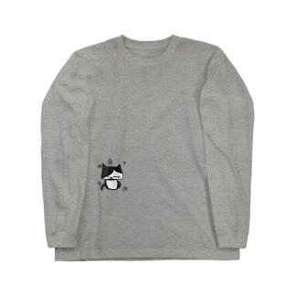 しゃる Long sleeve T-shirts