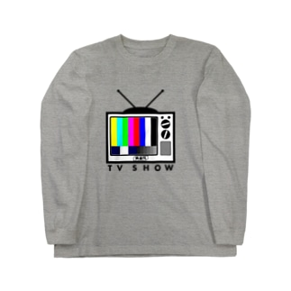 TV SHOW Long sleeve T-shirts