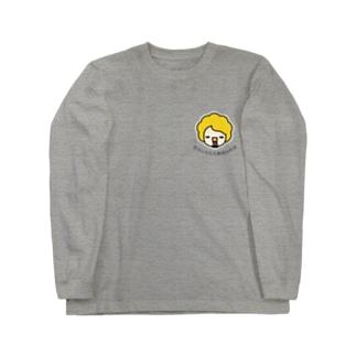 ZACKのダンディレアグッズ Long sleeve T-shirts