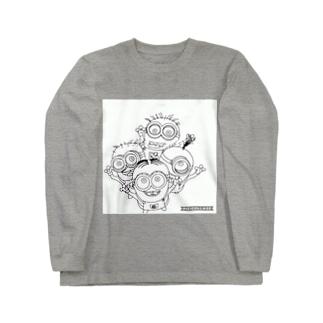 ミニオンズ Long sleeve T-shirts