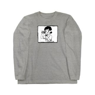 夏のドーピングT Long sleeve T-shirts