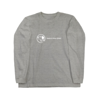 have a nice time!(white) Long Sleeve T-Shirt