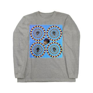 ダブルハムブラザーズグッズ Long sleeve T-shirts